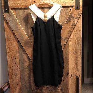 Gillian little black dress